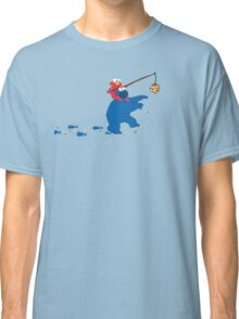 Cookie Monster Zombie Classic T-Shirt