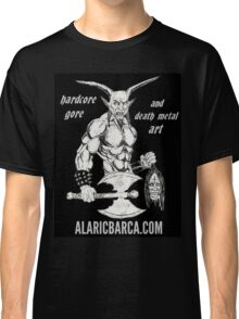 Goat Lord Website Ad Classic T-Shirt