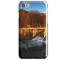 Puente de la Duquesa iPhone Case/Skin