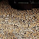 Woodpile by Geoff Smith