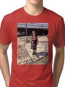 Philly's Joanna Tri-blend T-Shirt