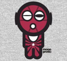 Monoprotic - Wrestler by cmyk1219