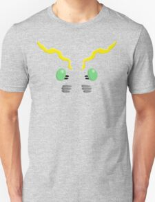Digimon Tentomon No Outline Unisex T-Shirt