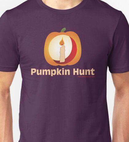 Pumpkinhunt: Logo Stacked Unisex T-Shirt