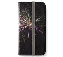 Firework colour splash iPhone Wallet/Case/Skin