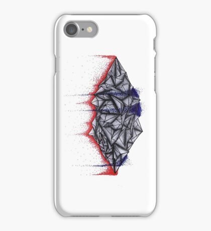 Prism and Stippling iPhone Case/Skin