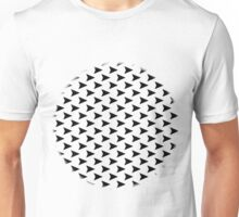 Simple arrows Unisex T-Shirt