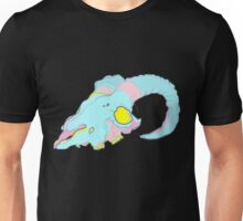 Fruity Goat Skull Unisex T-Shirt