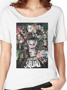 The Joker Suicide Squad  Women's Relaxed Fit T-Shirt