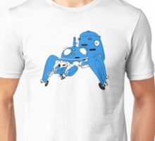 Tachikoma - Black outline, colour fill Unisex T-Shirt