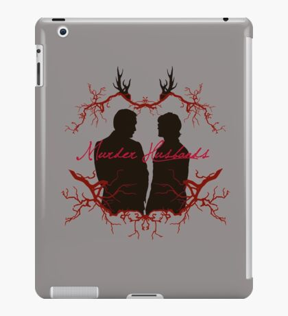 Murder Husbands iPad Case/Skin