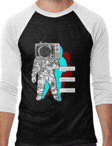 Lethargy - Bastille Men's Baseball ¾ T-Shirt