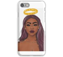 The Skye is the limit ( Justine Skye ) iPhone Case/Skin