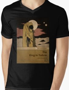 The King in Yellow Mens V-Neck T-Shirt