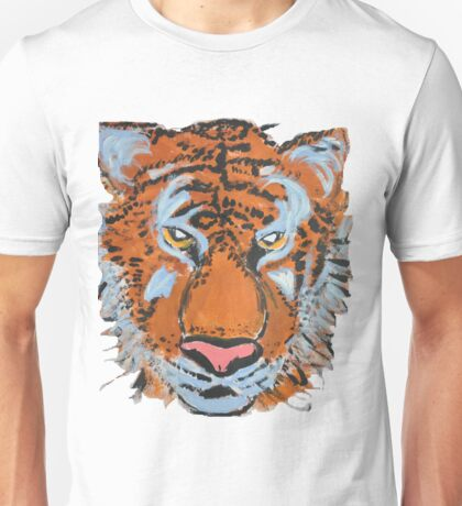Fierce Tiger Unisex T-Shirt