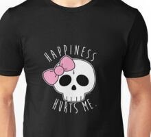 Happiness Skull Unisex T-Shirt