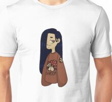 Shroom (Colored) Unisex T-Shirt