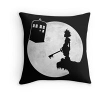 The Key To Another World Throw Pillow