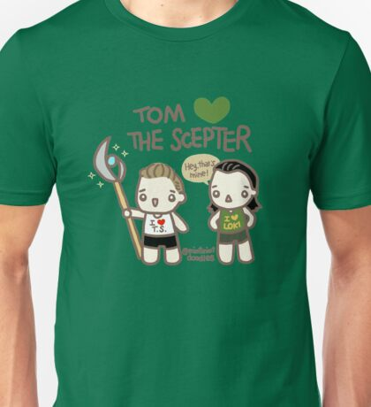 Tom and the scepter Unisex T-Shirt