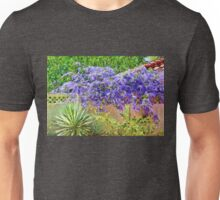 Purple Cascade  Unisex T-Shirt