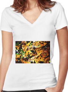 NOV 62 Women's Fitted V-Neck T-Shirt