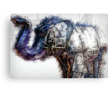 Skywalker Metal Print
