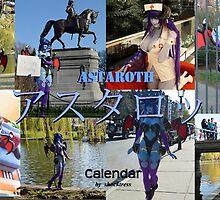 Astaroth    2015    Calendar by shocktress