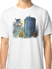 Finding Phonebooth Classic T-Shirt