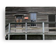 Town Hall Fayette State Park 2 Metal Print