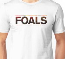 FOALS BAND LIVE LOGO Unisex T-Shirt