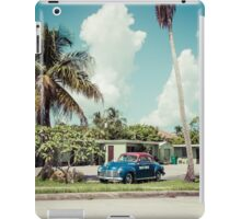Vintage Motel iPad Case/Skin