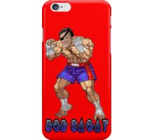 Bob Sagat iPhone Case/Skin