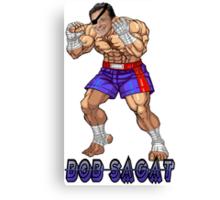 Bob Sagat Canvas Print
