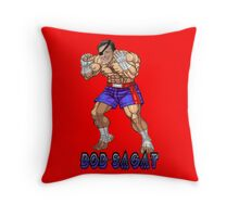 Bob Sagat Throw Pillow