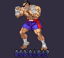 Bob Sagat Mens V-Neck T-Shirt