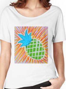 Pineapple blast Women's Relaxed Fit T-Shirt