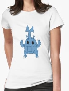 Chibi Heracross Womens Fitted T-Shirt
