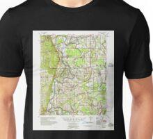 USGS TOPO Map Arkansas AR Whitmore 260373 1956 62500 Unisex T-Shirt