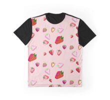 Strawberry Spectacular  Graphic T-Shirt