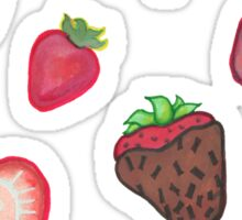 Strawberry Bundle Sticker