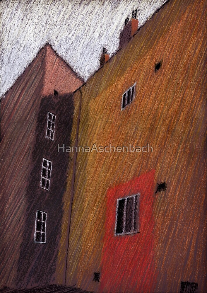 Hitze im Schatten by HannaAschenbach
