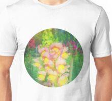 VINTAGE FLOWERS Unisex T-Shirt