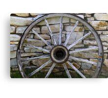 Wagon wheel 4 Metal Print
