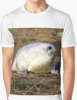 Fluffy frey seal pup Graphic T-Shirt