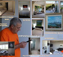 Accommodation near Manly - Fairlight Gardens B.& B homestay. Also: An apartment.  by Ozcloggie