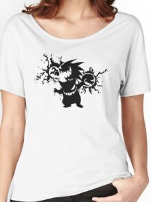 Gastly Evolution  Women's Relaxed Fit T-Shirt