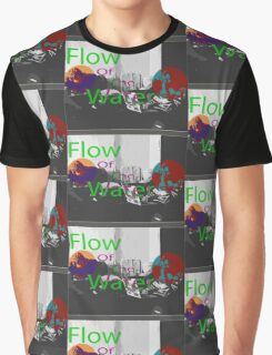 flow of the water Graphic T-Shirt