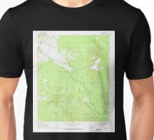 USGS TOPO Map Arkansas AR Curtis 258282 1970 24000 Unisex T-Shirt