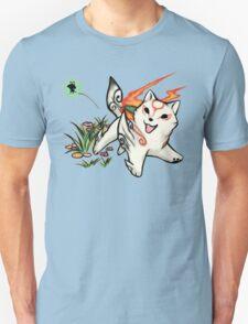 Small Okami Unisex T-Shirt