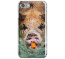 Poor Substitute for a Snorkel iPhone Case/Skin